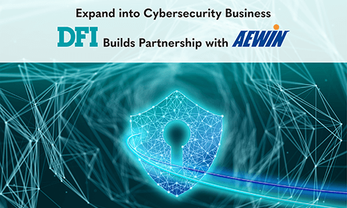 DFI, AEWIN, Embedded, Cyber, Security, IoT
