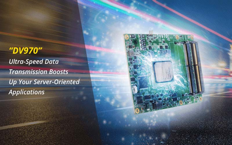 Ultra-Speed Data Transmission Boosts Up Your Server-Oriented Applications