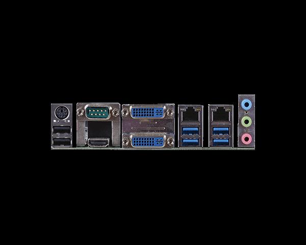 CL630-CRM | 3rd/2nd Gen Intel Xeon / Intel Core | Carlow |ATX | DFI