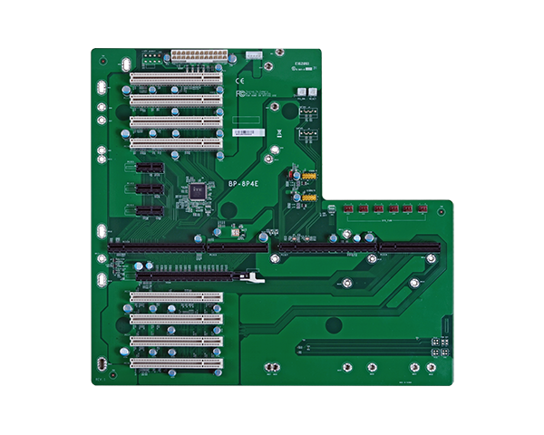 BP-8P4E Full Size PICMG 1.3 Backplane