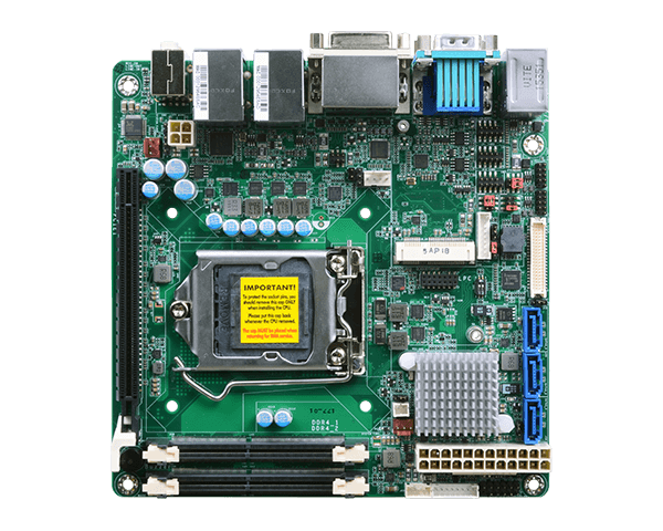 SD100-Q170 Mini-ITX