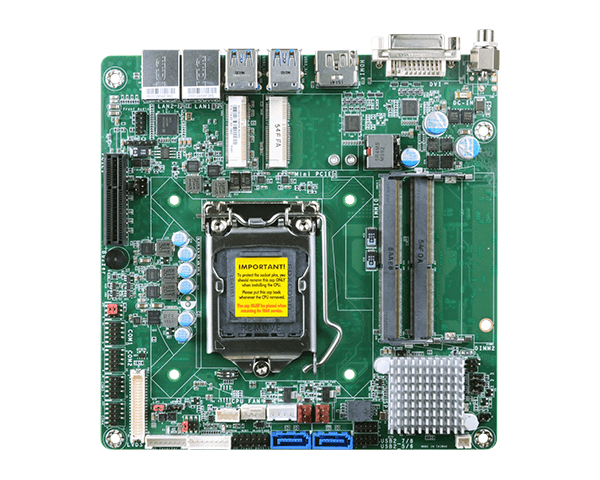SD101/SD103-Q170 Mini-ITX